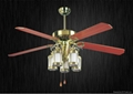 52'' ceiling fan China Manufacture 2