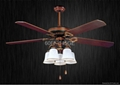 52'' ceiling fan China Manufacture 3