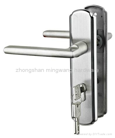china sus304 stainless steel door lock gate lock an 6825 stainless steel door lock g home china locks 846