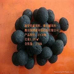 铁碳微电解一体化环保填料