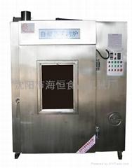 煙燻爐250公斤型