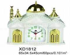 Azan clock XD1812