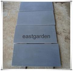 Honed finshed Grey Basalt