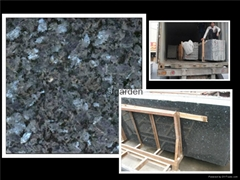 Blue Pearl Granite, Emerald Pearl Granite Slabs
