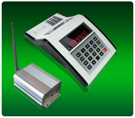 食堂無線IC卡收費機 2
