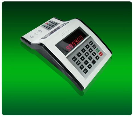 食堂無線IC卡收費機 4