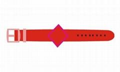 硅膠腕帶卡-2