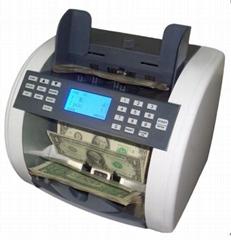 Mixed Value counting machine