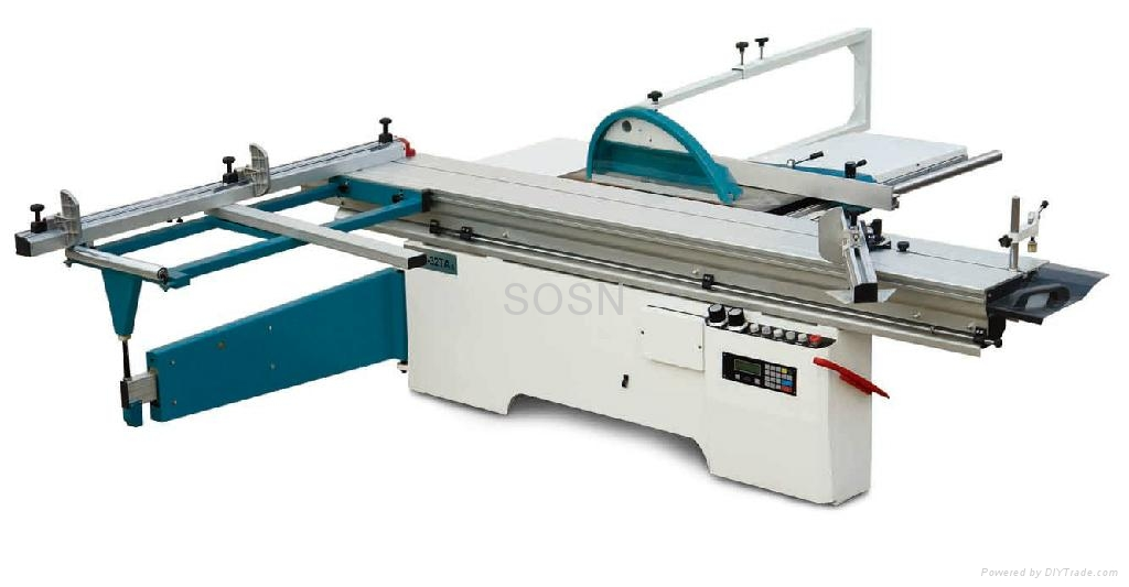 Furniture Making Machine Digital Tilt Panel Saw For Sale With Ce Iso9001 Sosn China