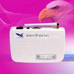 无线GSM智能防盗报警器G10