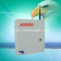 AD2000环境电气数据监控及安全防范报警系统