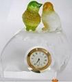 水晶鐘錶 1