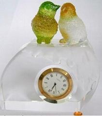 crystal Timepiece