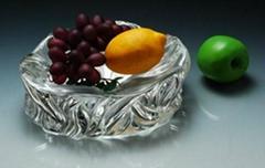 crystal fruit plate