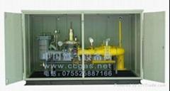 合资金阳电热式气化炉