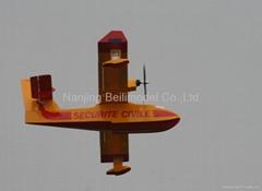 遥控消防水机模型