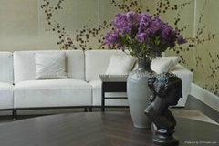 hand painted Japan&Korean wallcoverings wallpaper