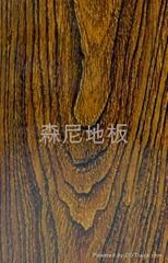 real wood antique floor