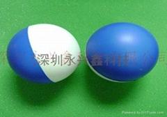 PU球PU篮球高回弹力球