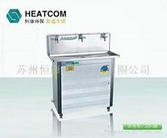 节能型冰温热超滤净水直饮机3B