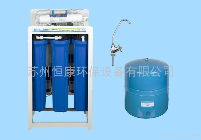 商用RO纯水设备200G 1