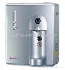 温热型豪华管线饮水机SDS-730