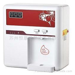 节能型温热管线饮水机 1