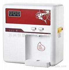 节能型温热管线饮水机