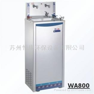 高背板型冰温热净水直饮机KA800 1