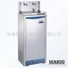 高背板型冰温热净水直饮机KA800