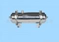 不锈钢超滤净水机UF-500
