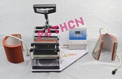 Combo heat press machine mug heat transferprinting machine