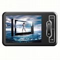 2.0 inch LCD Mp3 player and mp4 player Aquos