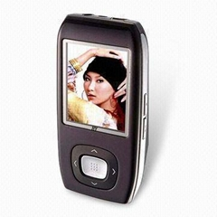 1.8 inch LCD MP4 player and mp3 player Sam