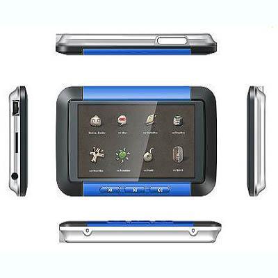 3.0寸屏Mp5播放器带MP4播放功能Eros 1
