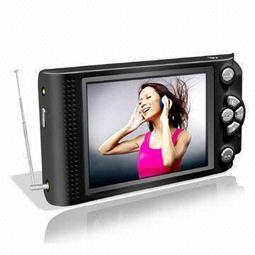 2.8寸屏带电视功能的MP4播放器 TV1 1