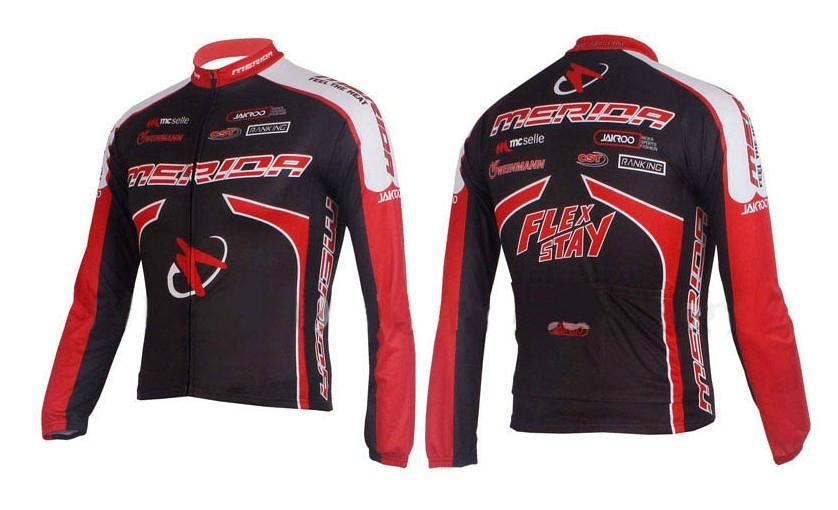 long sleeve cycling wear 2