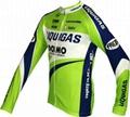 long sleeve cycling wear 5