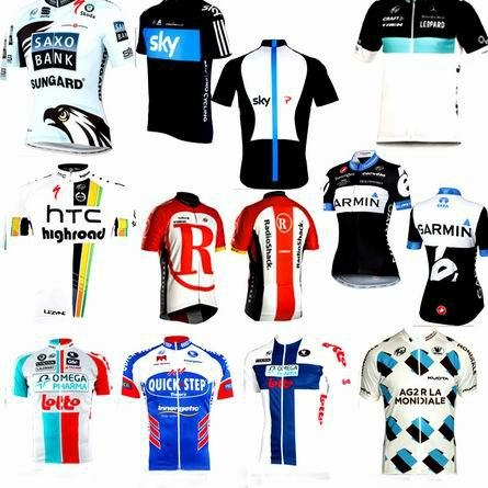 team cycling jersey 1