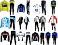 long sleeve cycling wear 1