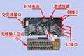 LED遙控按鍵控制卡