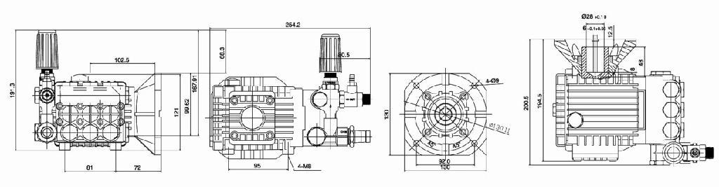 ALD-WJ系列阿拉丁高压柱塞泵   3
