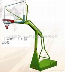 3209-2拆裝式籃球架