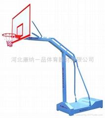 拆裝式籃球架