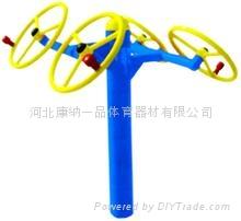 長山城6607-1健身路徑肩關節康復器