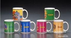 porcealin gift mugs and cups