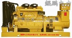 上柴柴油发电机组(6缸系列)