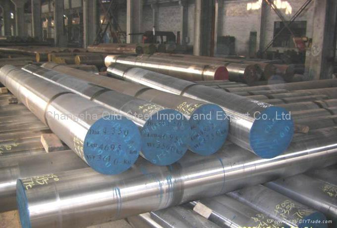 Forged round steel bar aisi qilu china