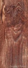 hand scraped waterproof laminate flooring(HDF)