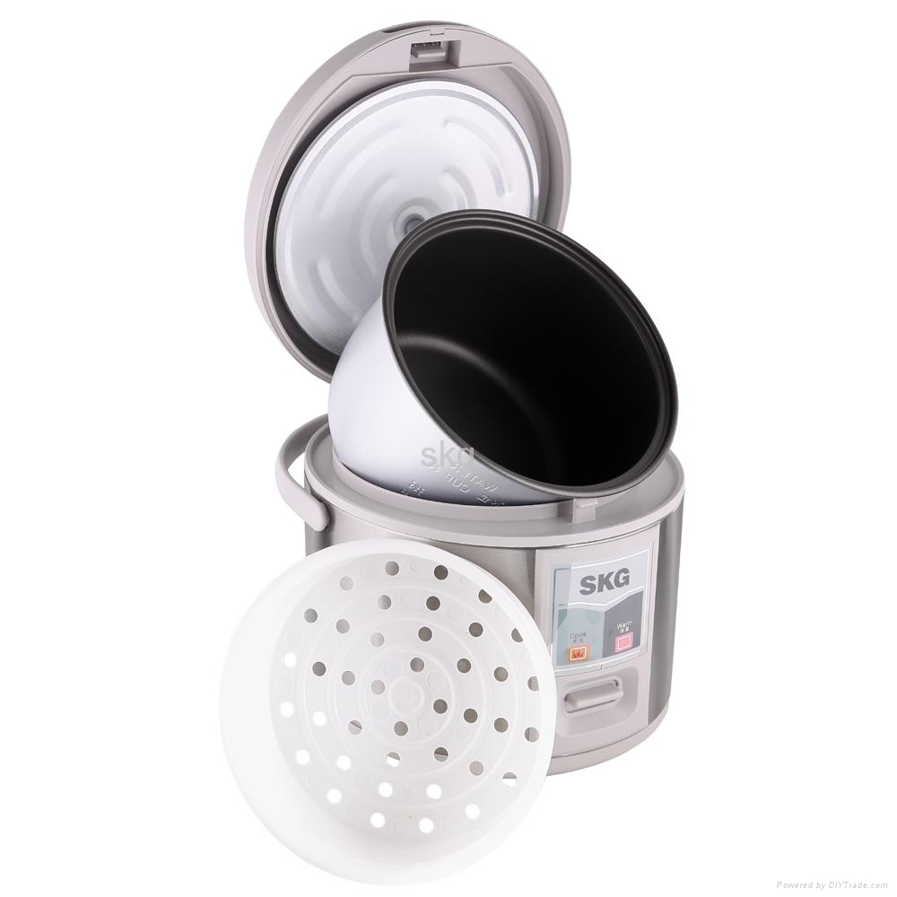 Electric rice cooker 4